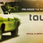 KRIS POHLMANN Taylor Road Pre-Order Banner - Website