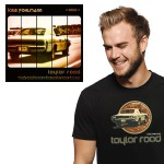 KP Taylor Road CD T-Shirt Bundle