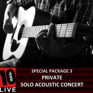 KP 10YSL Solo Acoustic Concert